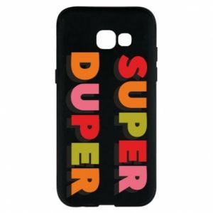 Samsung A5 2017 Case Super duper