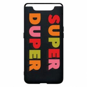 Samsung A80 Case Super duper