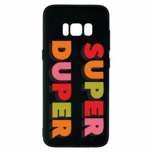 Samsung S8 Case Super duper