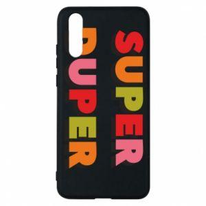 Huawei P20 Case Super duper