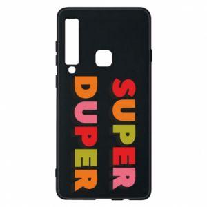Samsung A9 2018 Case Super duper