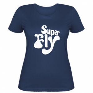 Koszulka damska Super fly