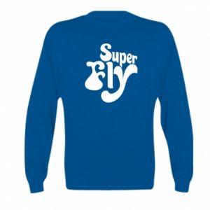 Bluza dziecięca Super fly