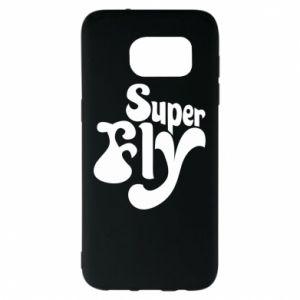 Etui na Samsung S7 EDGE Super fly