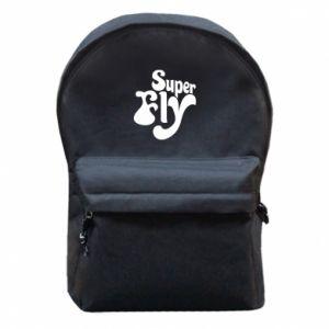 Plecak z przednią kieszenią Super fly