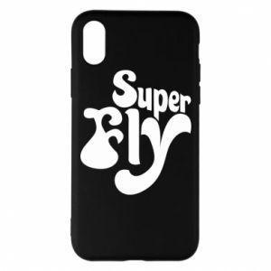 Etui na iPhone X/Xs Super fly