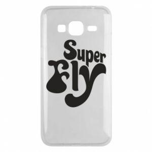 Etui na Samsung J3 2016 Super fly