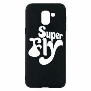 Etui na Samsung J6 Super fly
