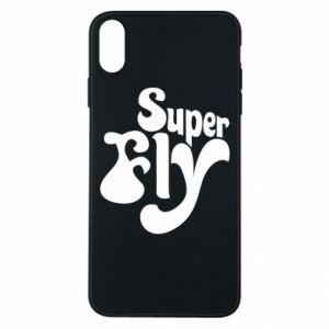 Etui na iPhone Xs Max Super fly