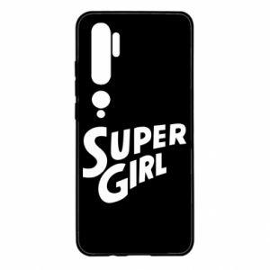 Etui na Xiaomi Mi Note 10 Super girl