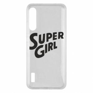 Etui na Xiaomi Mi A3 Super girl