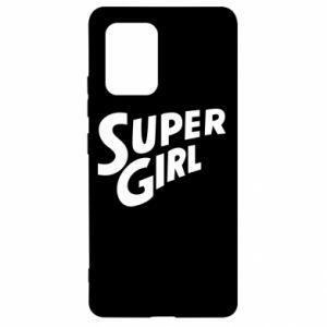 Etui na Samsung S10 Lite Super girl