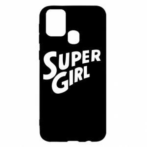 Etui na Samsung M31 Super girl