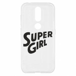 Etui na Nokia 4.2 Super girl