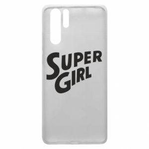 Etui na Huawei P30 Pro Super girl