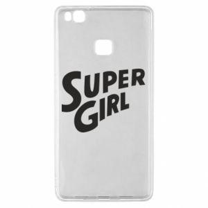 Etui na Huawei P9 Lite Super girl