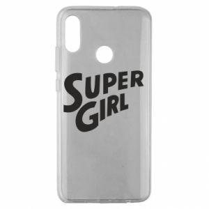 Etui na Huawei Honor 10 Lite Super girl