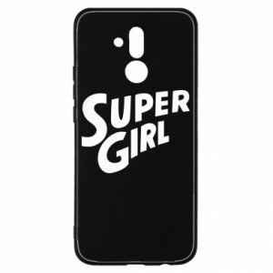 Etui na Huawei Mate 20 Lite Super girl