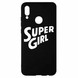 Etui na Huawei P Smart 2019 Super girl
