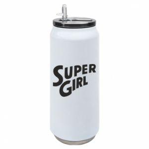 Puszka termiczna Super girl