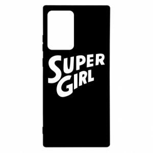 Etui na Samsung Note 20 Ultra Super girl