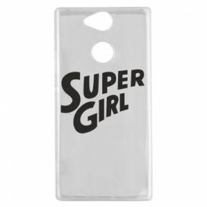 Etui na Sony Xperia XA2 Super girl