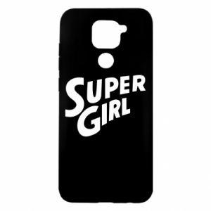 Etui na Xiaomi Redmi Note 9/Redmi 10X Super girl