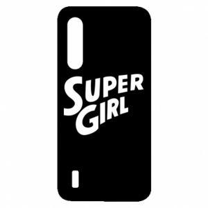 Etui na Xiaomi Mi9 Lite Super girl