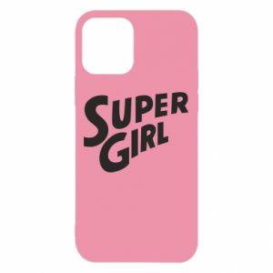 Etui na iPhone 12/12 Pro Super girl