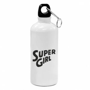 Bidon turystyczny Super girl