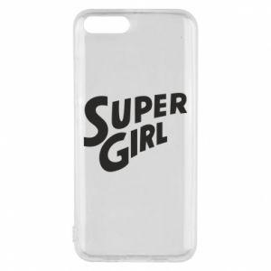 Etui na Xiaomi Mi6 Super girl