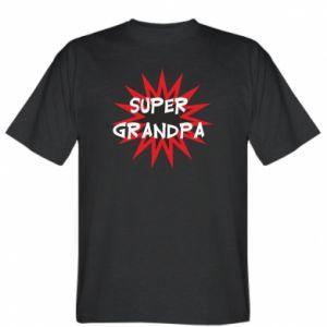 Koszulka Super grandpa