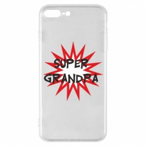 Etui do iPhone 7 Plus Super grandpa