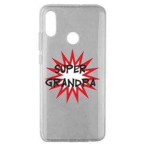 Etui na Huawei Honor 10 Lite Super grandpa