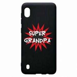 Etui na Samsung A10 Super grandpa