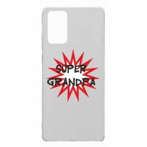 Etui na Samsung Note 20 Super grandpa