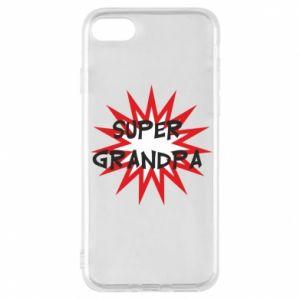 Etui na iPhone 8 Super grandpa