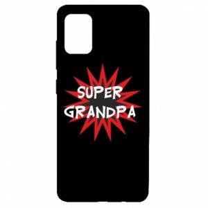 Etui na Samsung A51 Super grandpa