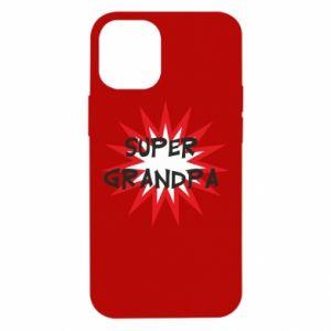 Etui na iPhone 12 Mini Super grandpa