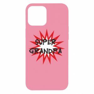 Etui na iPhone 12 Pro Max Super grandpa