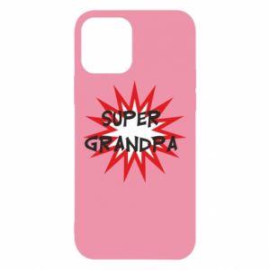 Etui na iPhone 12/12 Pro Super grandpa