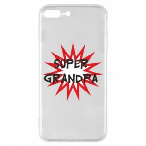 Etui na iPhone 8 Plus Super grandpa