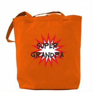 Torba Super grandpa