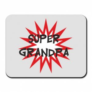 Podkładka pod mysz Super grandpa