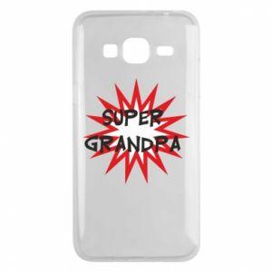 Etui na Samsung J3 2016 Super grandpa