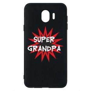 Etui na Samsung J4 Super grandpa