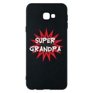 Etui na Samsung J4 Plus 2018 Super grandpa