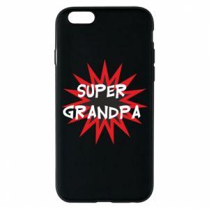 Etui na iPhone 6/6S Super grandpa
