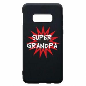 Etui na Samsung S10e Super grandpa