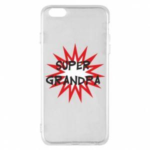 Etui na iPhone 6 Plus/6S Plus Super grandpa